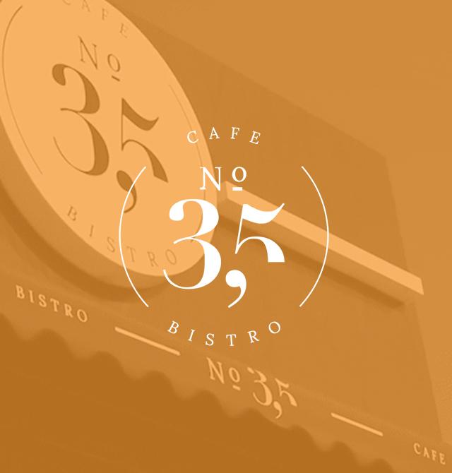 No 3.5 Cafe&Bistro